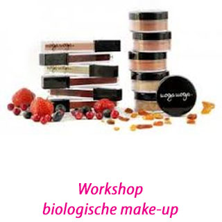 Workshop biologische make-up