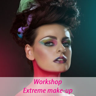 Workshop extreme make-up