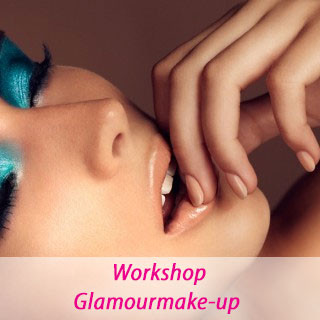 workshop Glamourmake-up